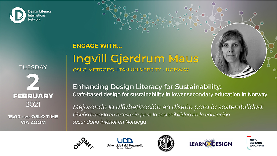 Engage with Ingvill Gjerdrum Maus   Event Archive