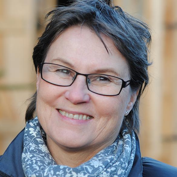 Liv Merete Nielsen headshot